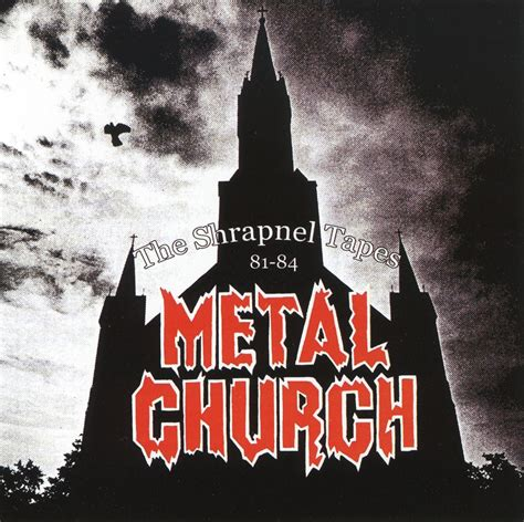 Kaos Keren Metal Church Generation No Thing metal church us the shrapnel 81 84