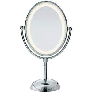 Makeup Mirror With Lights Ulta Conair Reflections Led Lighted Collection Mirror Ulta