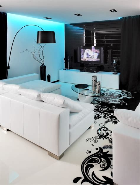 interior design living room black and white black white living room interior design ideas
