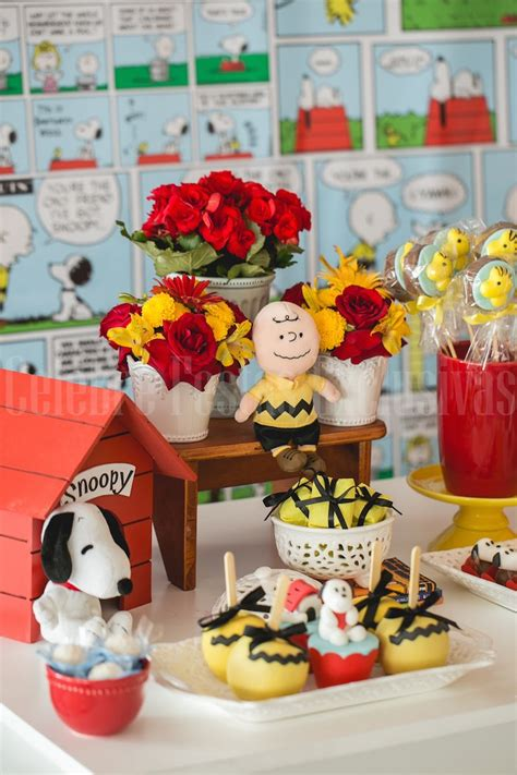 Snoopy Birthday Decorations by Kara S Ideas Snoopy Themed Birthday