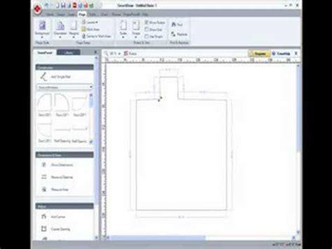 smartdraw tutorial floor plan tutorial smartdraw 2010 doovi