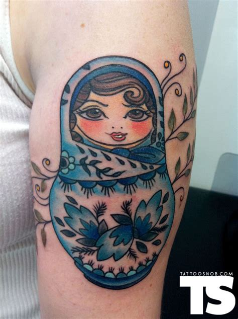 russian tattoo designs best 25 doll ideas on russian doll