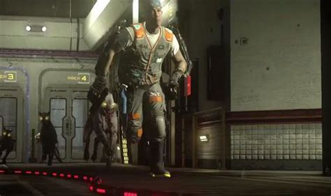 exo zombies oz ps4 news advanced warfare zombies enemies revealed dying