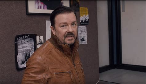 Which Office Character Am I by David Brent On The Road Trailer Ricky Gervais