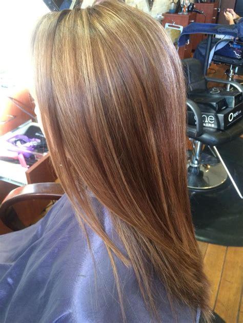 best partial caramel highlights 45 best hair colour images on pinterest hair colors