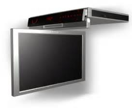 Under Cabinet Television For Kitchen by Luxurite Kitchen Television