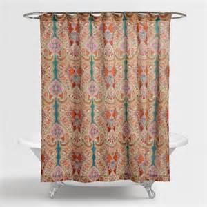 paisley venice shower curtain world market