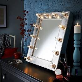 beleuchtung umkleidekabine spiegel kaufen g 252 nstige theaterspiegel im