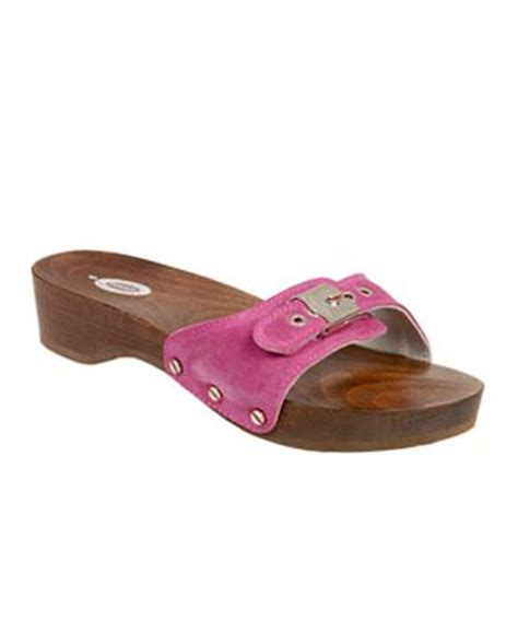 dr scholls wood sandals dr scholls original wood exercise sandals shoes macy s
