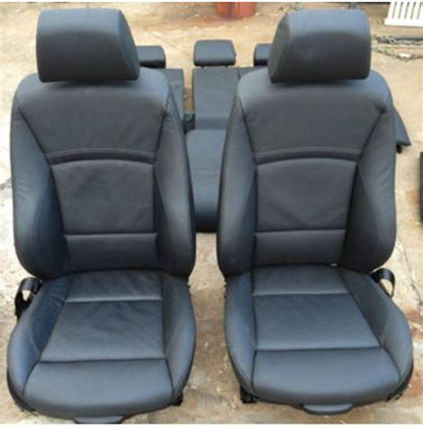 bmw 3 series e90 leather seats 0