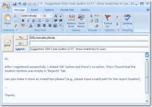 Examples of bad business emails decommissioned at 7 30 a examples of