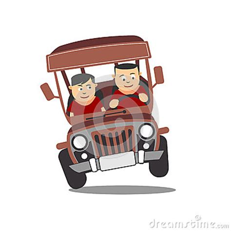 jeepney cartoon jeepney cartoons jeepney pictures illustrations and
