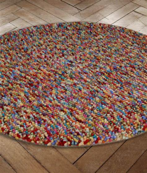 buy felt rug buy pebble felt farbes 70x140cm the real rug company