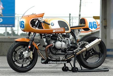 Kaos Cafe Racer 49 64 c est ici qu on met les bien molles bmw caf 233 racer
