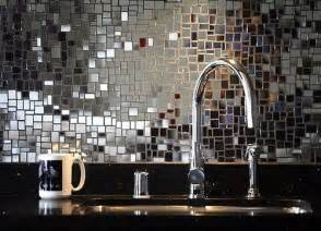 silver home decor why all that glitters isn t gold mirrored backsplash design ideas pictures remodel and decor