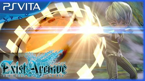 Kaset Ps4 Exist Archive The Other Side Of The Sky exist archive the other side of the sky teaser gameplay trailer ps4 ps vita japan