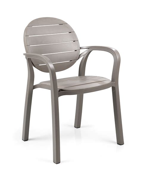 sedia palma braccioli nardi sedia da giardino progetto