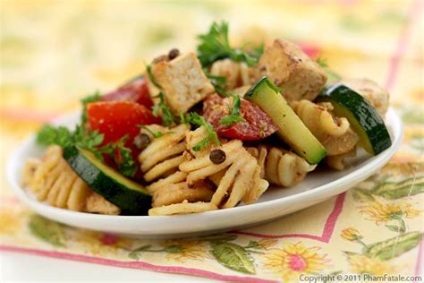 recipe for cold pasta salad cold pasta salad recipe pham fatale