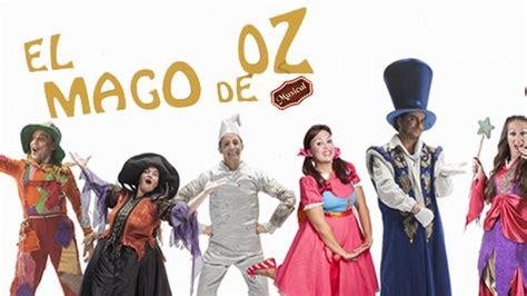 el mago de oz 8467746831 el mago de oz el musical vos