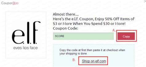 Mba Cosmetics Redemption Code by E L F Cosmetics Coupon Codes Promo Codes