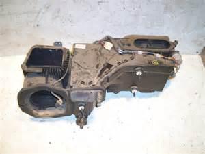 jeep wrangler tj heater box housing 99 01 fan blower unit