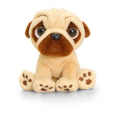 pugsley the pug beanie baby quot pugsley quot the pug teddy and co
