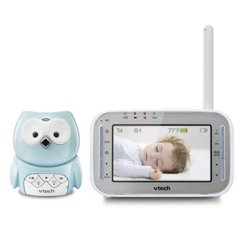 Monitor Vision 15 baby monitor color owl monitor with automatic vision vm345 15 vtech