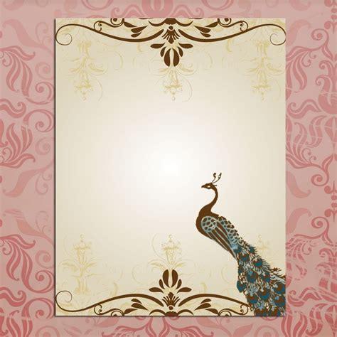 beautiful wedding invitation background designs weneedfun