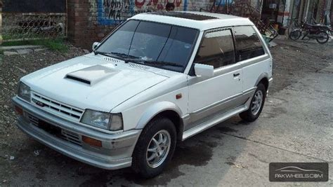daihatsu turbo for sale used daihatsu charade turbo 1987 car for sale in lahore
