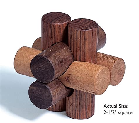 woodworking puzzle fiendish knot puzzle popular woodworking magazine
