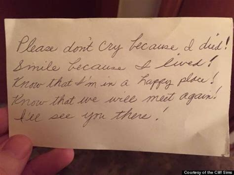 Husband Finds Beautiful Note Late Wife Left Before Her