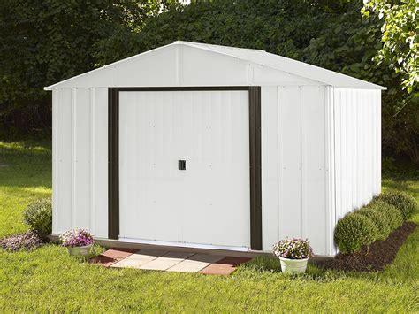 arrow ar     arlington steel storage shed
