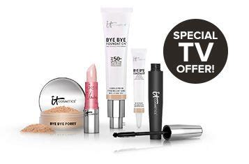 Cosmetics Special Offer by It Cosmetics Bye Bye Foundation Special Tv Offer It