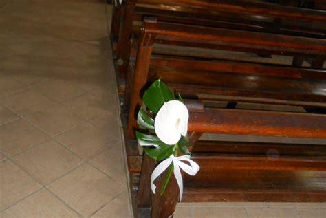decoration banc eglise une d 233 coration florale de mariage exotique