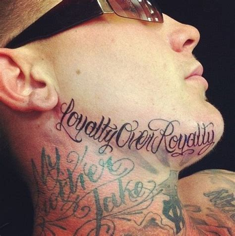 quot loyalty over royalty quot tatts ink tattoo tattoo