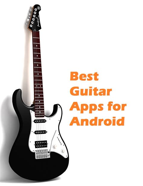 best guitar apps for android - Best Guitar Apps Android