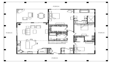 large 1 story house plans single story 2200 sq ft house plans large single story