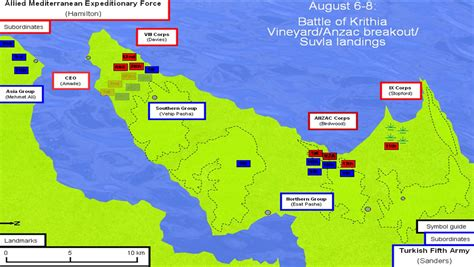 battle of gallipoli map battle of gallipoli 1915 1916 the of battle