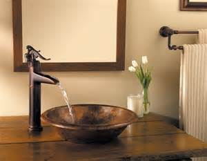 Brass Kitchen Faucets by 17 Best Ideas About Waterfall Faucet On Pinterest