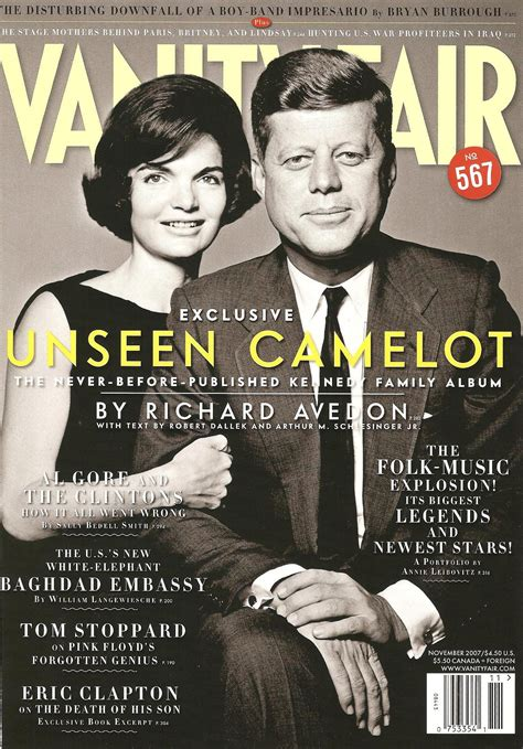 Vanity Fair Kennedy by Magazines Foreign Concept