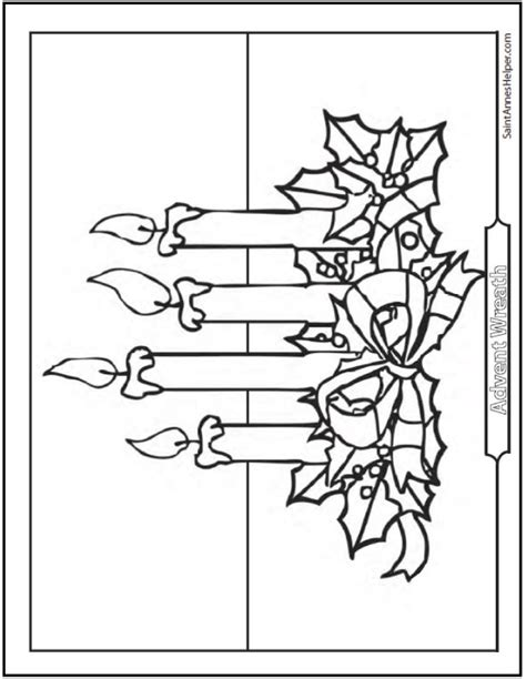 blank wreath coloring page 151 best images about religion for kids on pinterest