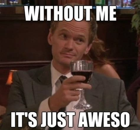 Barney Stinson Meme - high five barney stinson quotes quotesgram