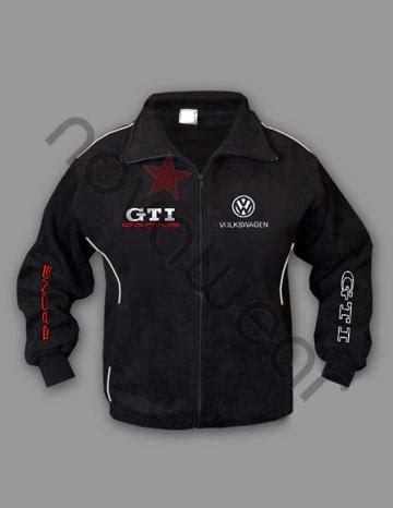 volkswagen gti fleece jacket vw merchandise vw caps vw clothes
