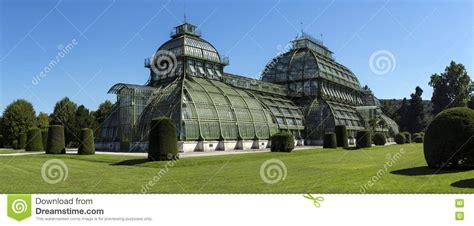 pavillon schönbrunn palmenhaus pavilion greenhouse in garden of schloss