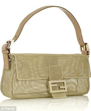 Design Your Own Fendi Bag The Fendi Artist Baguette by Fendi Needlepoint Baguette Babs Projects