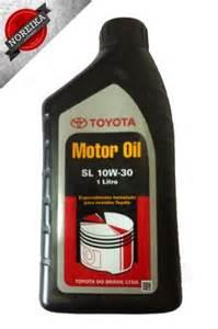Toyota 10w30 Motor 211 Leo De Motor Toyota Original Sl 10w 30 1 L R 39 99 Em