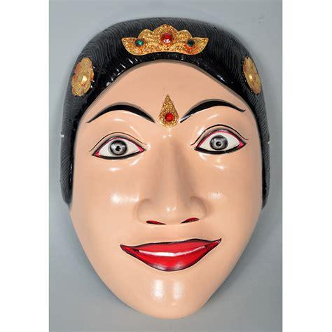 Masker Topeng second topeng raja putri