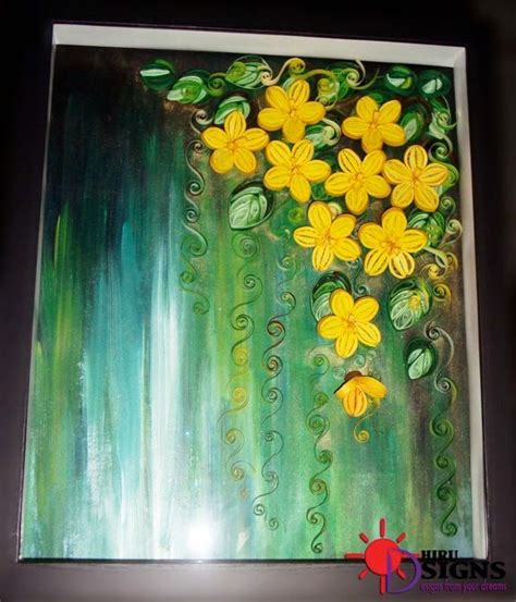 paper quilling wall frames tutorial 14 best images about paper quilling wall hangings on