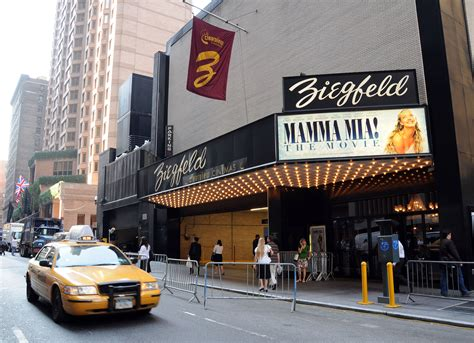 film drama new york ziegfeld theatre 171 cbs new york
