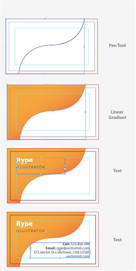 Adobe Illustrator Business Card Template 10 Up by 10 Up Business Card Template Adobe Illustrator Choice